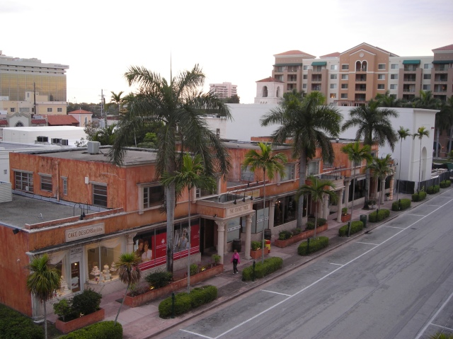 Streets of Downtown Coral Gables