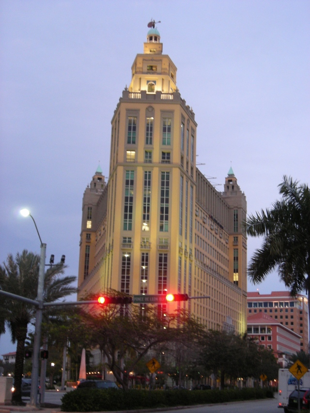 Alhambra Tower Coral Gables Miami
